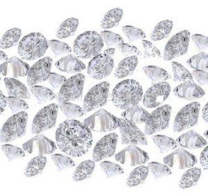 natural loose round diamonds