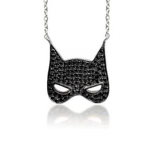 mask black diamond pendant