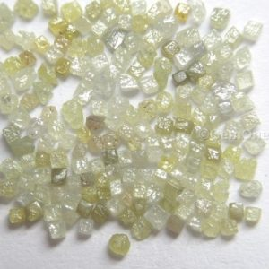 Untreated Rough Diamonds