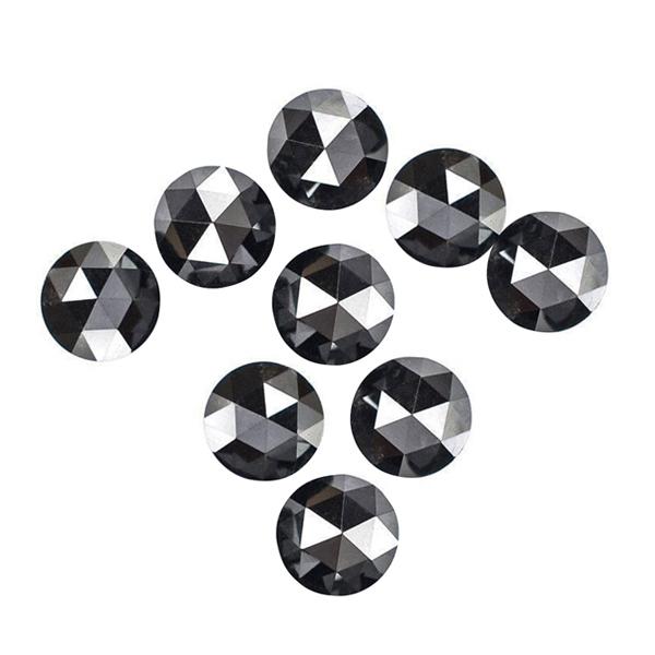 rose cut black diamonds (3)