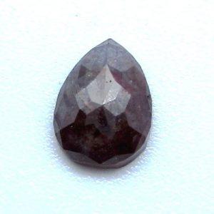 rustic rose cut diamond