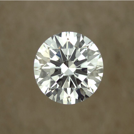 1 0 Ct Vvs2 Clarity E Color Brilliant Round Diamond