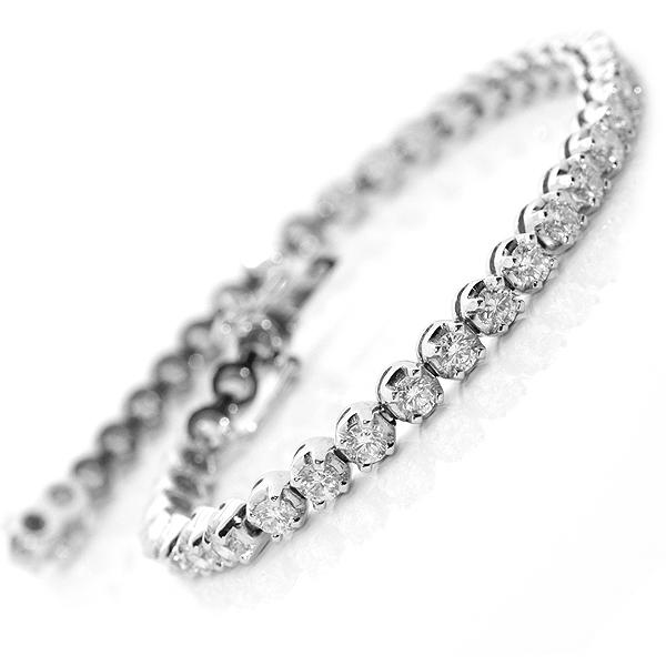 from women item engagement bracelet bangles plated fine round diamond for in platinum bracelets silver sterling bridal jewelry synthetic wedding cut