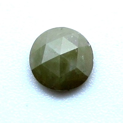 yellowish green rustic diamond