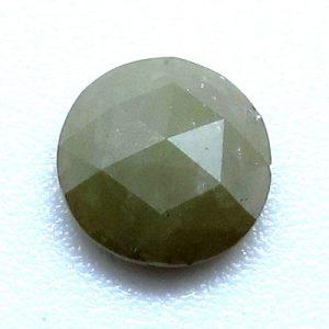 yellowish green rustic diamond