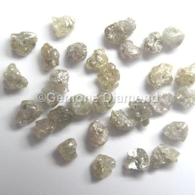 natural diamond beads