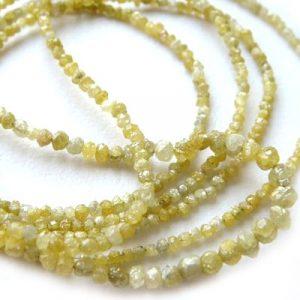 diamond bead bracelet