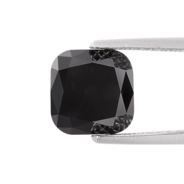 Cushion Cut Black Loose diamond (4)