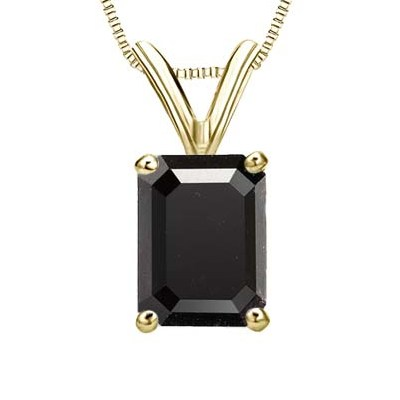 karat dp gold carats com diamond emerald pear shape amazon ac white pendant created