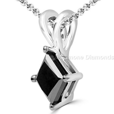 cut synthetic item white silver brilliant princess diamonds girl pendant sterling gold for color plated platinum diamond jewelry