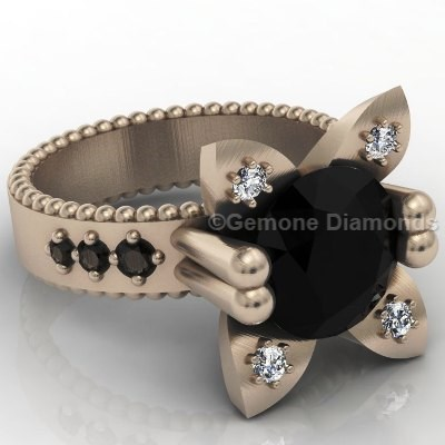 sky yellow plated gold and ring brass rings at best unique cubic blue zirconia stone design finger for stylish women