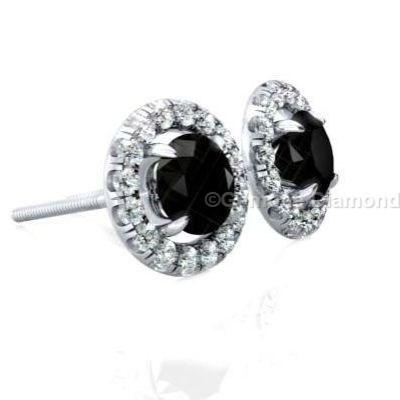 diamond earrings on sale from gemone diamonds as the gift