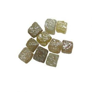 congo cube rough diamond
