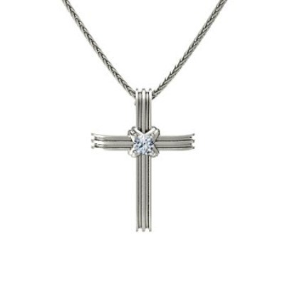 necklace chains cfm diamond image white cross in item gold