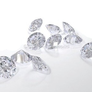 natural white diamonds