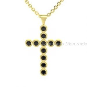 pendant cross necklace