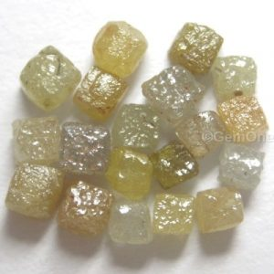 2 carat rough uncut diamonds