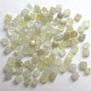 raw natural uncut rough diamonds