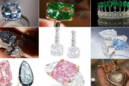 Most Expensive Jewelry Pieces