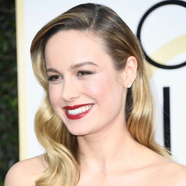 Brie Larson The Golden Globes 2017 Best Jewelry Moments