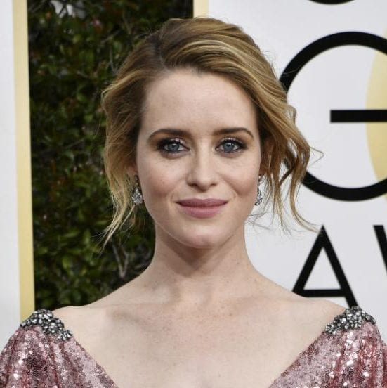 Claire Foy The Golden Globes 2017 Best Jewelry Moments