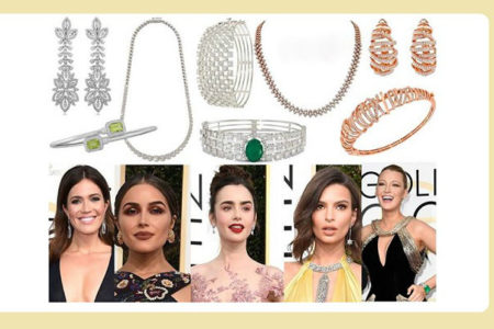 The Golden Globes 2017 Best Jewelry Moments