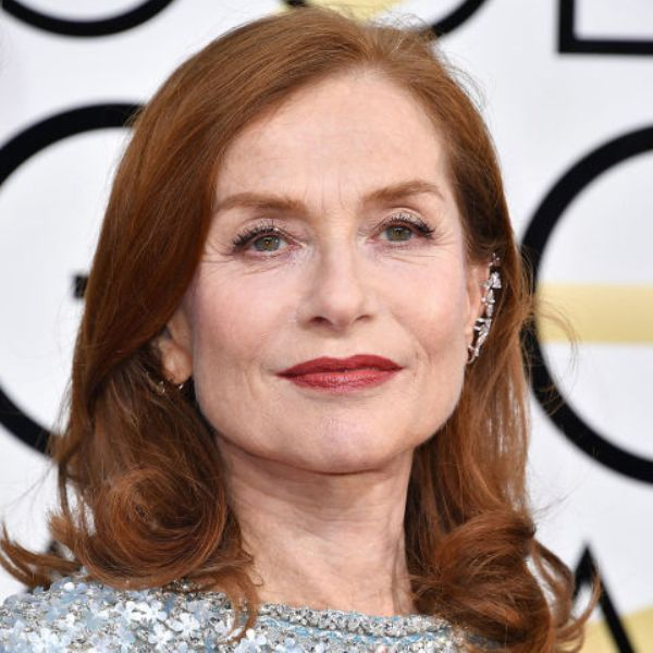 Isabelle Huppert The Golden Globes 2017 Best Jewelry Moments