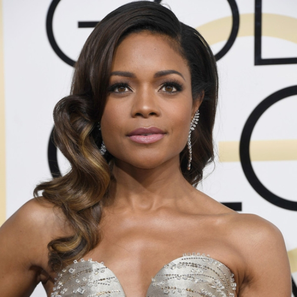 Naomie Harris The Golden Globes 2017 Best Jewelry Moments