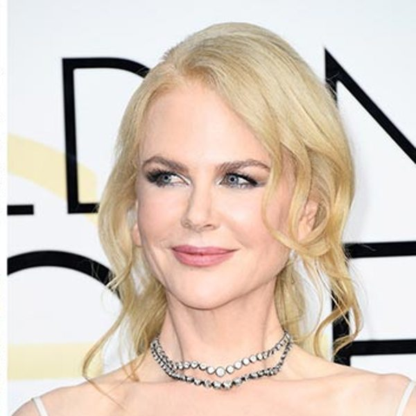 Nicole Kidman The Golden Globes 2017 Best Jewelry Moments