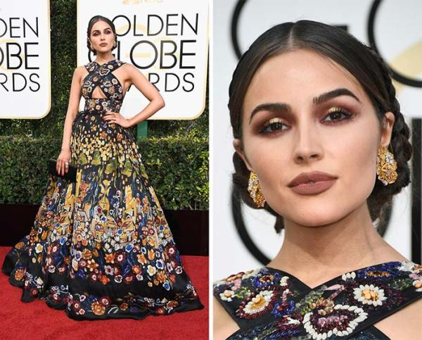 Olivia Culpo The Golden Globes 2017 Best Jewelry Moments
