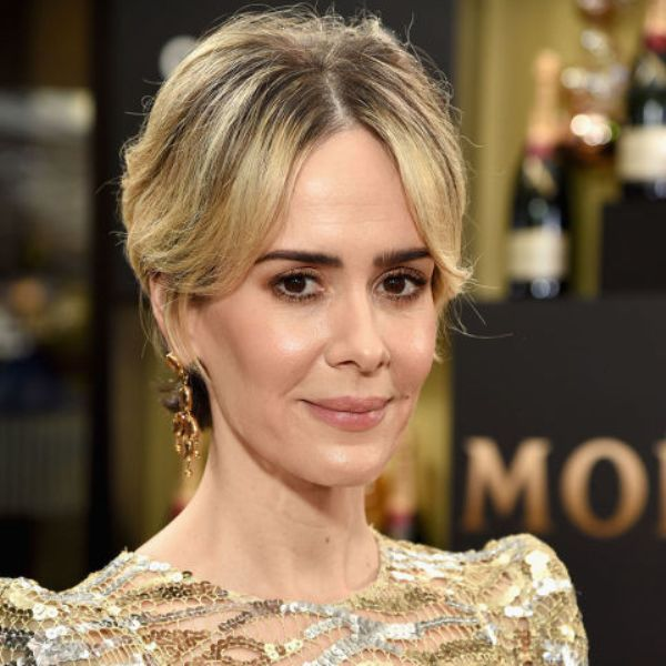 Sarah Paulson The Golden Globes 2017 Best Jewelry Moments