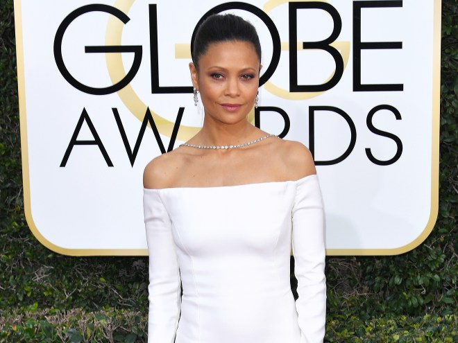 Thandie Newton The Golden Globes 2017 Best Jewelry Moments