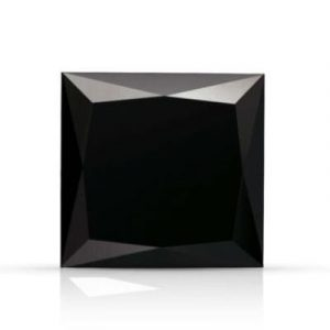 black diamond princess cut