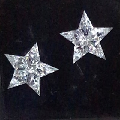 Star shape diamond