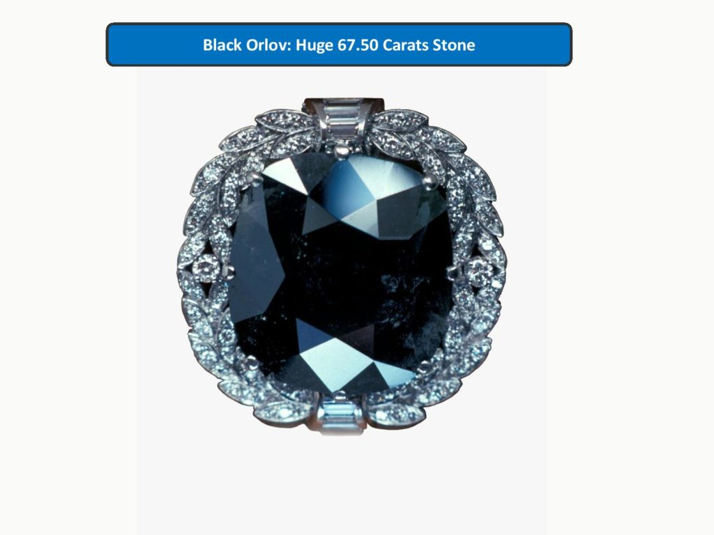 Black Orlov Diamond Facts About Black Diamonds