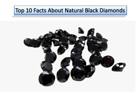 Facts About Black Diamonds
