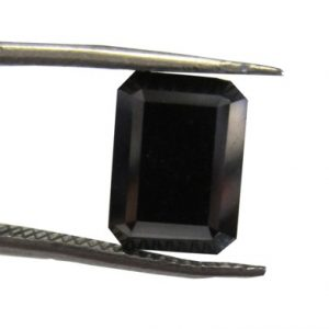 Loose Emerald Cut Diamond