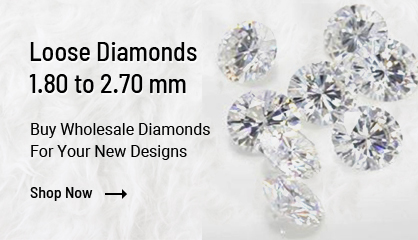 Loose Diamonds 1.80 to 2.70 mm