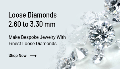 Loose Diamonds 2.70 to 3.40 mm