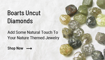 Boarts uncut diamonds