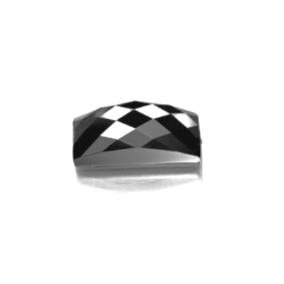 Black Checker Cut Diamond