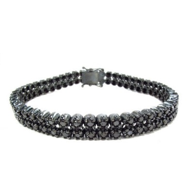 black diamond bracelets