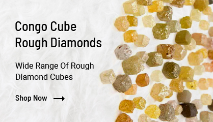 Congo Cube Rough Diamonds