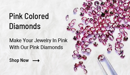 Pink Colored Diamonds