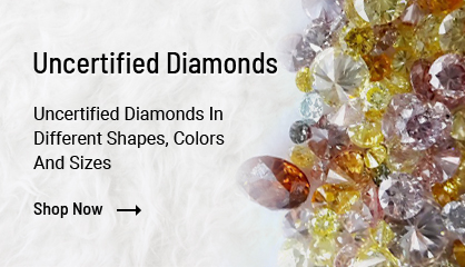 Uncertified Diamonds
