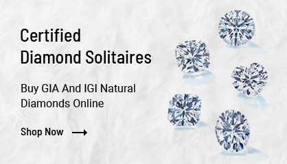 Certified Diamonds Solitaries
