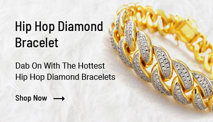 Hip Hop Diamond Bracelet