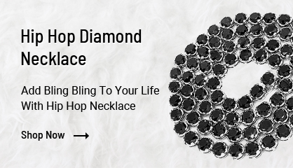 Hip Hop Diamond Necklace