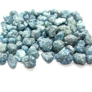 rough blue diamonds