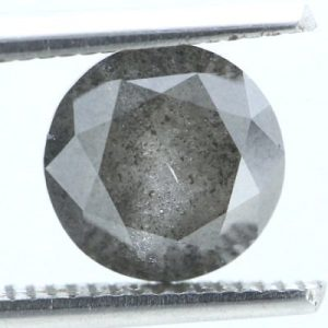 Natural Black Salt And Pepper Diamond